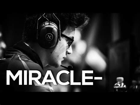 dota  miracle  legend youtube