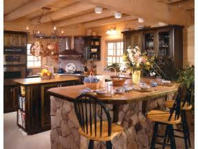 country kitchen house plans rustic country cabins home design and decor reviews