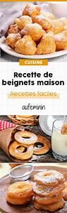Comment Faire Des Beignets : comment faire ses beignets maison des merveilles aux ~ Dode.kayakingforconservation.com Idées de Décoration