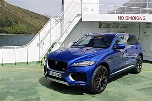 Jaguar 4x4 Prix : essai vid o jaguar f pace le porsche macan en ligne de mire ~ Gottalentnigeria.com Avis de Voitures