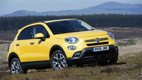 Fiat Car : Fiat 500x Green Car Review