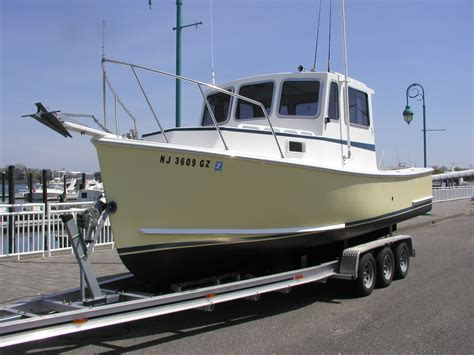 Bhm Boats Maine by Sold 25 Seaworthy Bhm Maine Downeaster The Hull