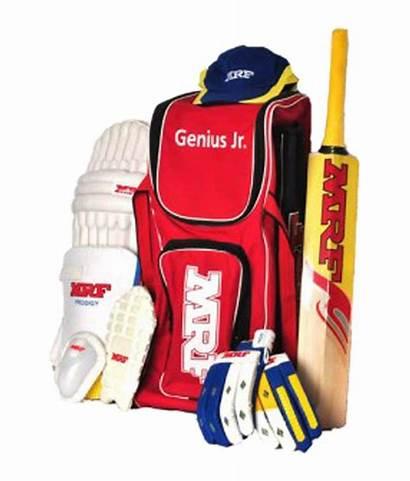 Cricket Kit Mrf Bat Helmet Pads Gloves