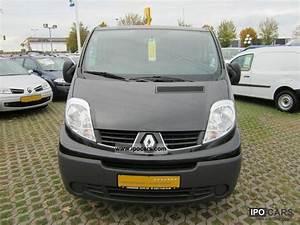 2009 Renault Trafic 2 0 Dci 115 Combi L2h1