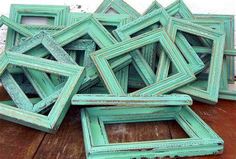 picture frames for wedding tables antique wooden frames for rustic wedding table numbers