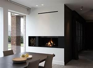 Poele A Bois Moderne : cheminee moderne a bois energies naturels ~ Dailycaller-alerts.com Idées de Décoration
