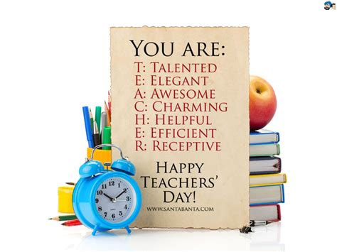 5 forms of love full form of teacher happy teachers day greetings images