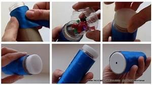 Cómo hacer un caleidoscopio fácil DIY con material reciclado RECICLADO CREATIVO por Rosa Montesa