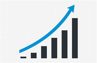 Growth Chart Clipart Transparent Graph Going Clip