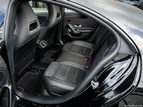 In its basic form, it provides all the refinement, comfort, performance and style of larger mercedes in a small, affordable package. Mercedes-Benz CLA (2020) - picture 151 of 199 - 800x600