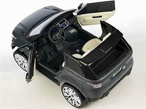 Feber Range Rover 12v Gray 12 Volt Battery Powered Ride On Toy