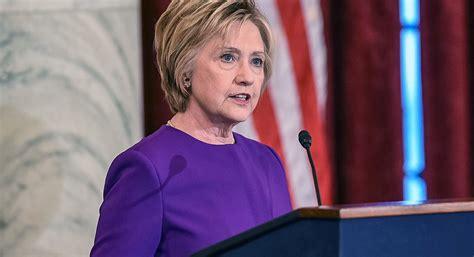 clinton decries fake news epidemic politico