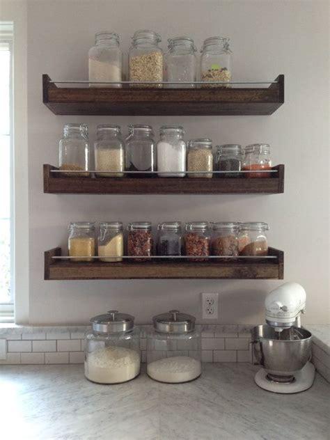 Bathroom Shelves B Q by The 25 Best Spice Racks Ideas On Kitchen
