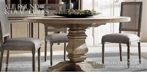 Love this table, but am moving and won't be. Round & Oval Tables | RH