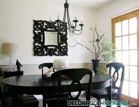 muebles en color negro estilo  tu hogar