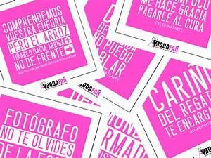 frases graciosas de bodas Archivos BODAFAN Chapas y regalos personalizados para bodas y eventos