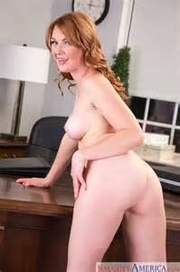 Red Haired Chick Is Slowly Getting Naked Photos Marie
