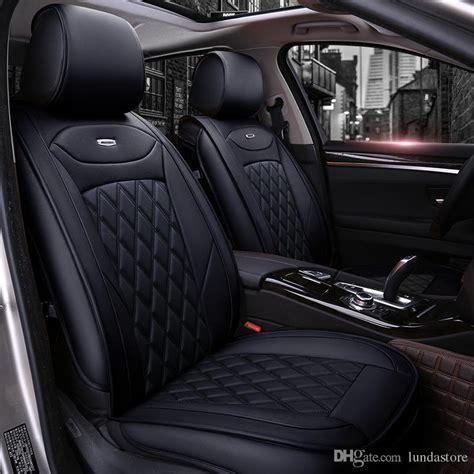 luxury pu leather car seat covers  audi al
