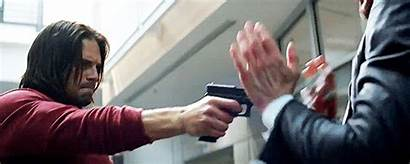 Bucky Tony Barnes Stark War Iron Civil