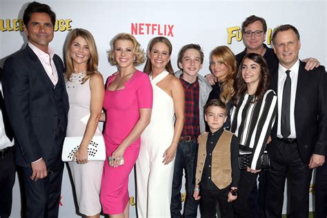 The Stars Of 'fuller House' Reunited On 'the Tonight Show