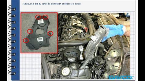 montage kit de distribution volvo xc  diesel moteur
