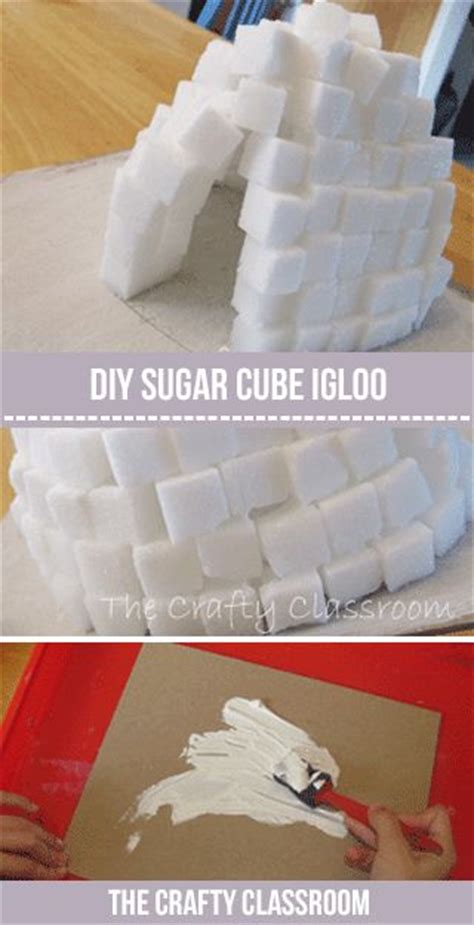 best 25 igloo craft ideas on letter i crafts 569 | 3b5934ee645cd4e0a84f6477cc8e6496 native american crafts sugar cube igloo for kids