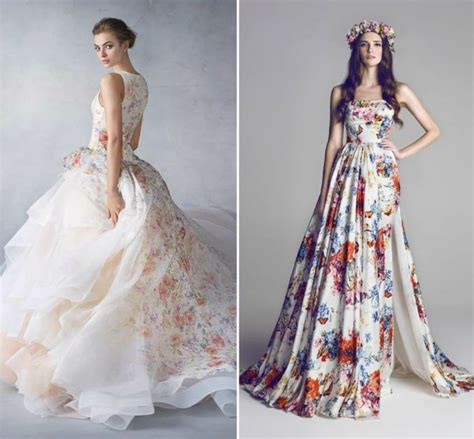 choose colored wedding dress lunss couture