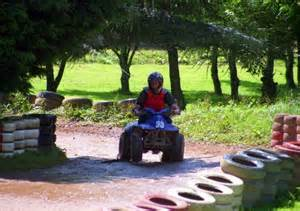 Quad biking near Blackwater (C) Steve Daniels :: Geograph ...