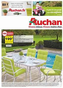 Salon De Jardin Auchan 2017 : catalogue auchan jardin au 28 avril 2015 catalogue az ~ Dailycaller-alerts.com Idées de Décoration