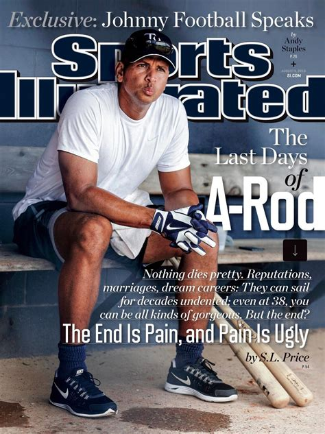 'The Last Days of Alex Rodriguez' Puts Disgraced Yankees ...