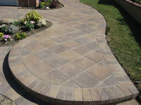 Paver Patterns + The Top 5 Patio Pavers Design Ideas
