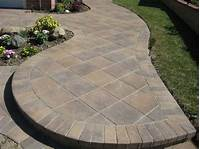 lovely patio design with pavers ideas Lovely Concrete Paver Patio Design Ideas - Patio Design #272