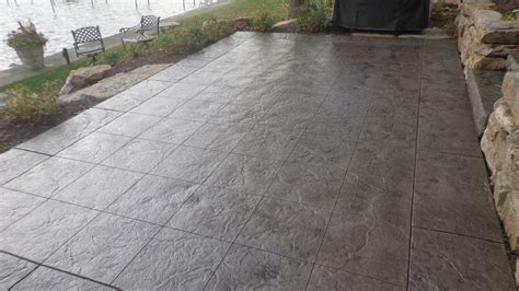 back porch flooring ideas angola crooked lake sted concrete recolor seal flickr