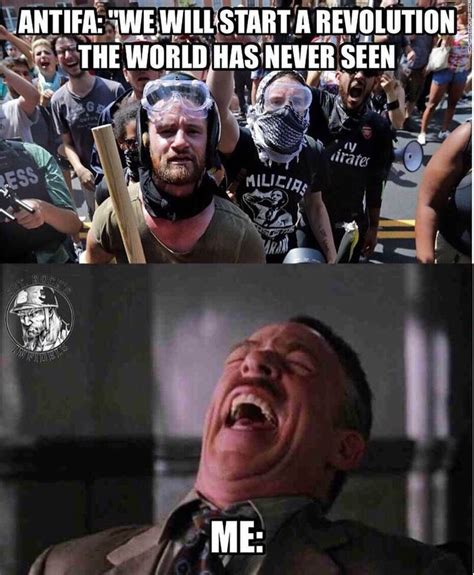 Antifa Memes - remember nov 4th 2017 the big antifa revolution lol mommy s didn t let them out to play
