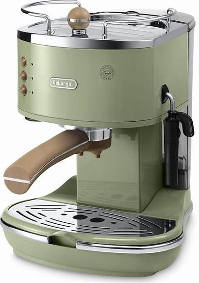 Espresso Apparaat Longhi Ecov Delonghi Groen Bk