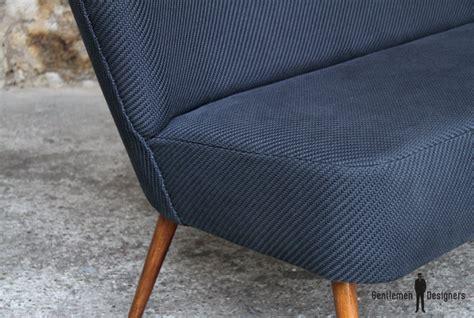renover canapé tissu canapé cocktail vintage rénové gentlemen designers