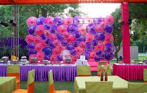 Umbrella Garden Decoration by Summer Outdoor Wedding Umbrella Decoration
