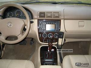 2001 Mercedes-benz Ml 430
