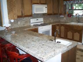 kitchen counter top ideas installing granite tile countertop
