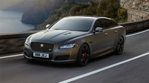 Behold the fastest and most powerful Jaguar XJ: the XJR575 ...