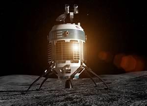 Moon Express Unveils Lunar Mission Architecture - SpaceRef ...