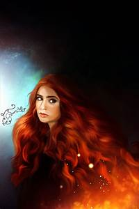 Clary Fray ~The Mortal Instruments by kim-beurre-lait on ...