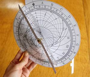 Make your own astrolabe - In-The-Sky.org