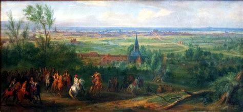 Siege Lille - le siège de lille en 1667 adam der meulen wikiart org