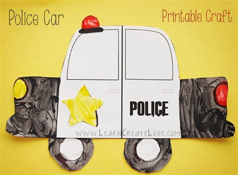 police badge craft for preschool crafts actvities and worksheets for preschool toddler and 156