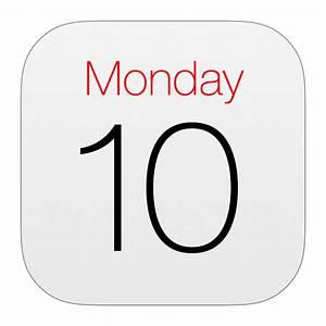 Calendar App Icon Ios7 | Calendar Template 2016