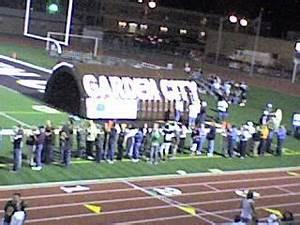 Garden City, KS : Football Game At Garden City High School ...