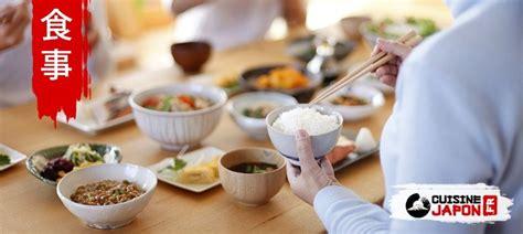 cuisine japon les us et coutumes à table au japon cuisine japon