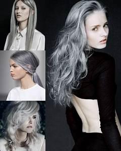 Grau Silber Haare : graue haare f rben ~ Frokenaadalensverden.com Haus und Dekorationen
