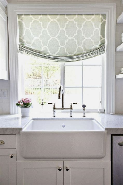 custom kitchen window valance window treatments design ideas